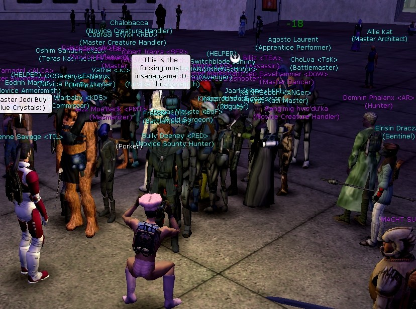 SWG Exploits: Keeping max